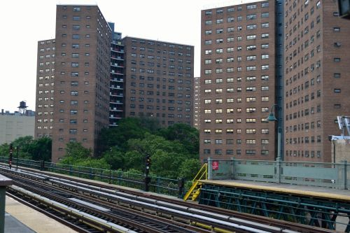 housing projects harlem new york city