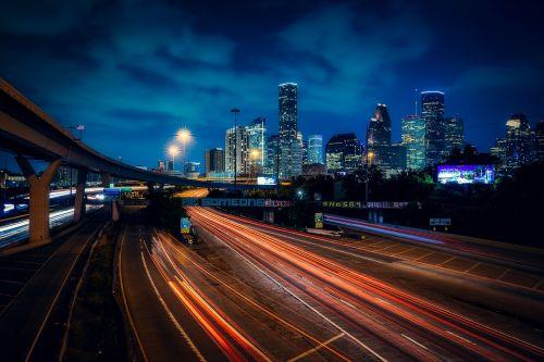houston texas city urban