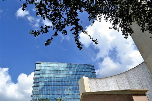 houston texas skyscraper downtown
