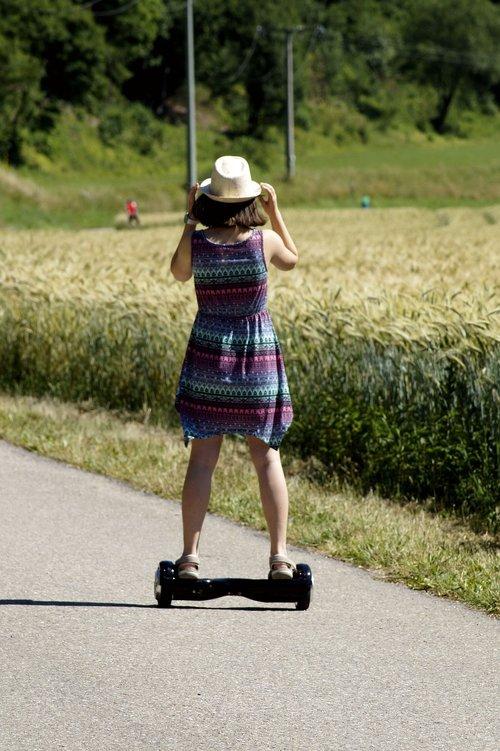 hoverboard  smart wheels  e-board