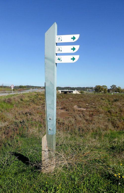 how to get here walking path bike path