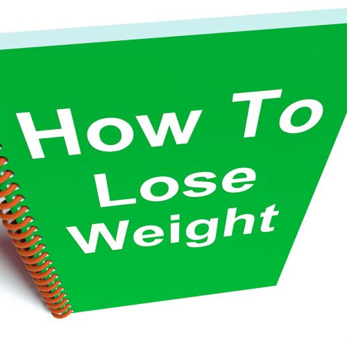 how to loose weight sign book