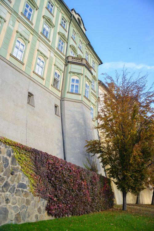 Prague Castle Walls
