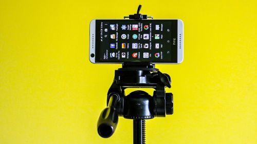 htc mobile tripod