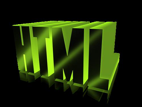 html web internet