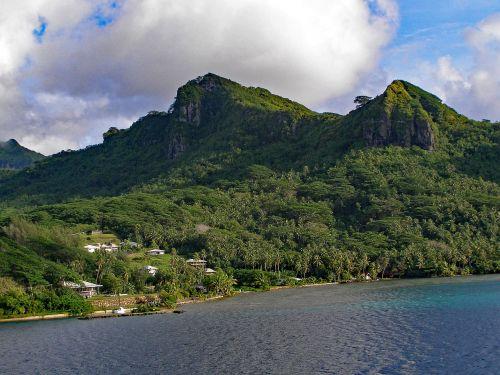 huahini french polynesia