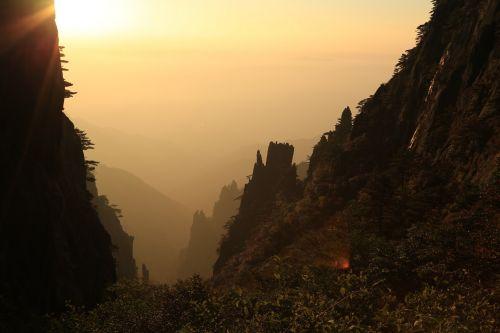 huangshan dawn mixing