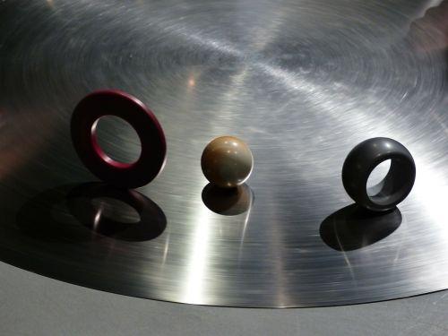 hub roundabout ball