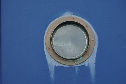 hublot glass round window
