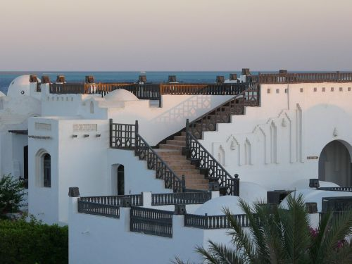 hughada egypt hotel complex