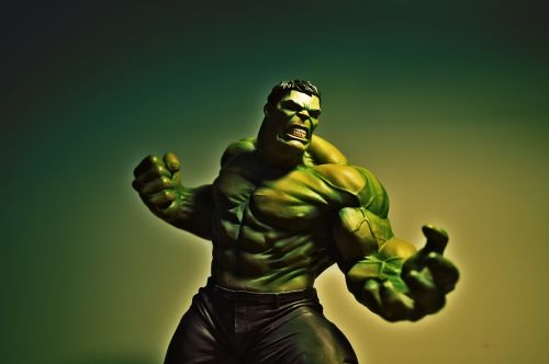 hulk marvel actionfigure