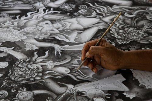 human  nature  draw