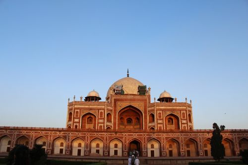 humayun's tomb india monument