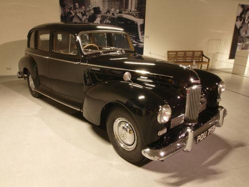 humber 1954 car