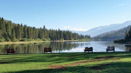 hume lake california sequoia