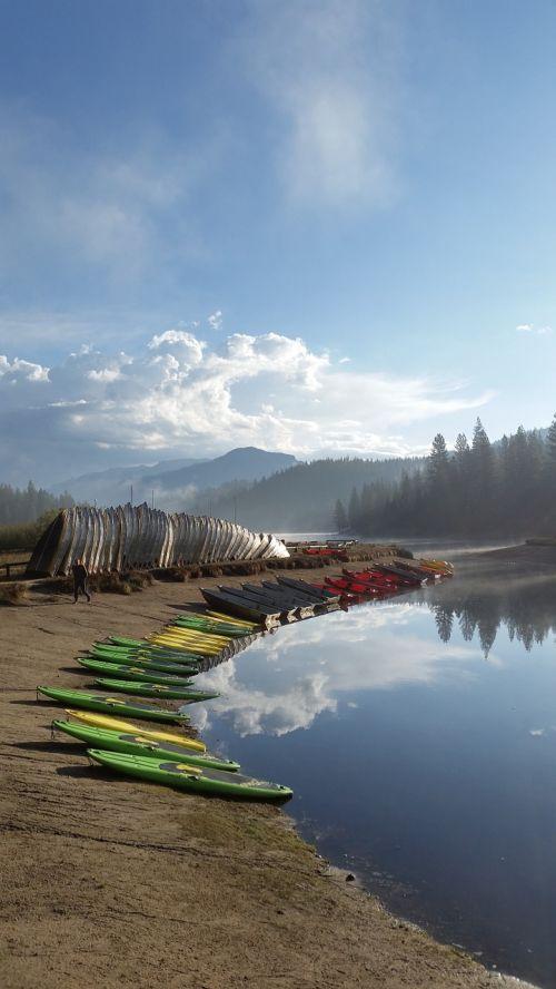hume lake california outdoor