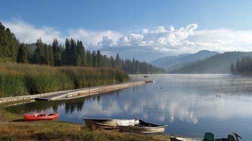 hume lake california retreat