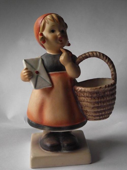 hummel ceramics fig