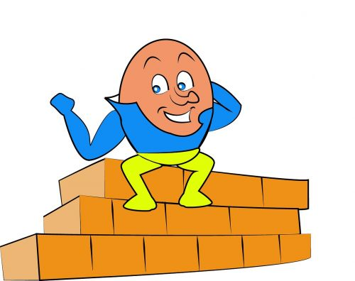 humpty dumpty humpty cartoon