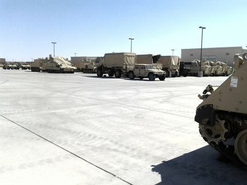 humvee tank warfare