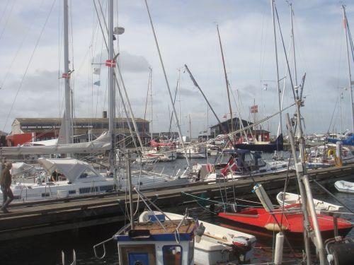 hundested denmark boats