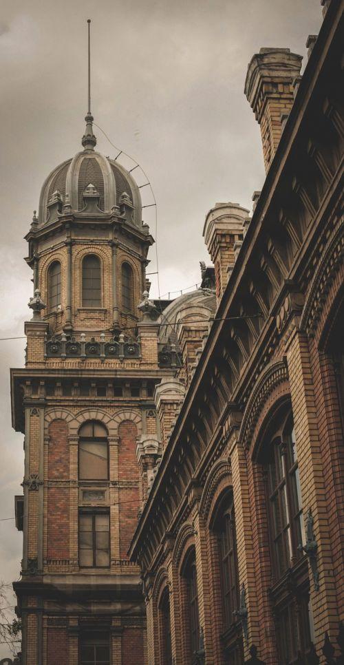 hungary budapest building