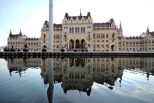 hungary  budapest  parliament