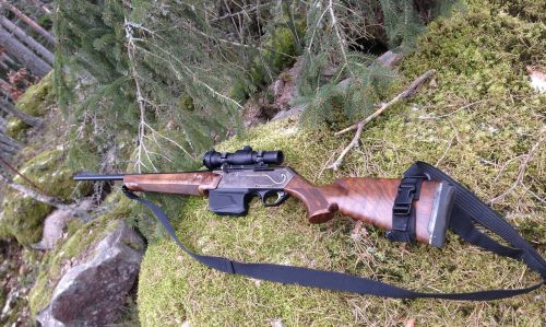 hunting hunting rifle weapons