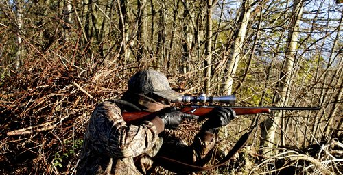 hunting  rifle  weapons