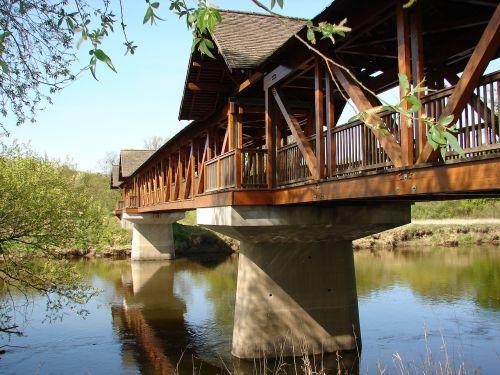 hunting bridge trough dessau