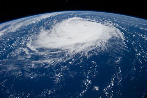 hurricane edouard international space station