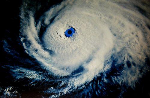 hurricane eye the eye of the hurricane