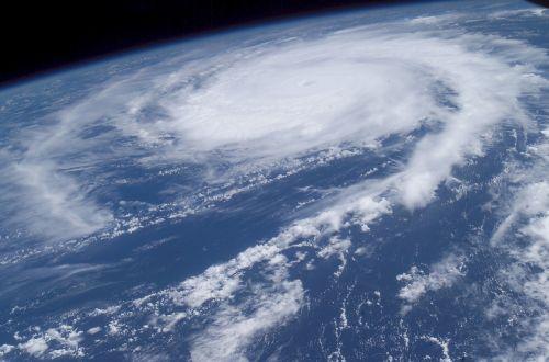 hurricane frances international space station