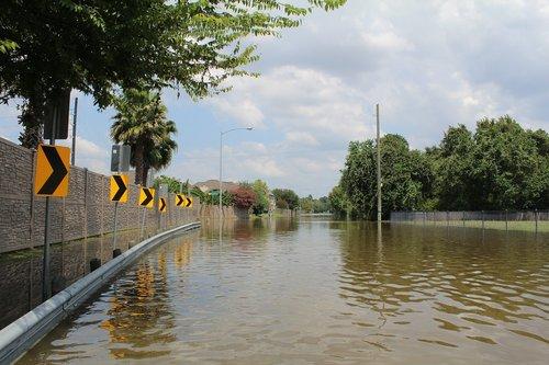 hurricane harvey  flood  houston