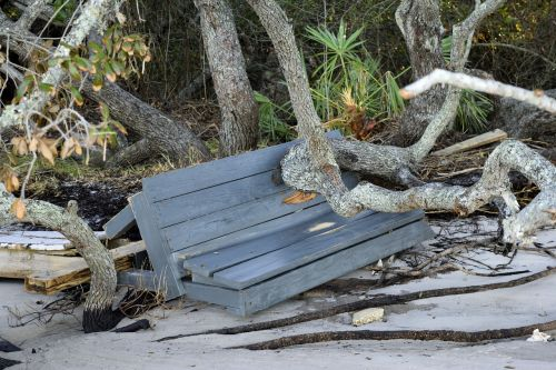 hurricane matthew damage dock