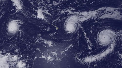 hurricanes kilo ignacio