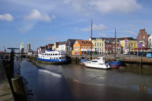 husum port inland port