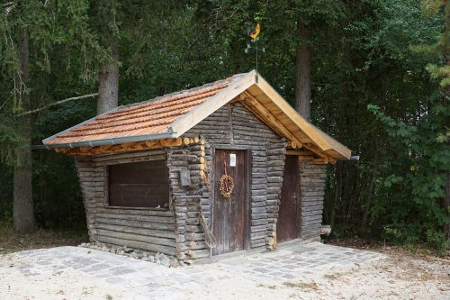 namelis,namai,mediena,Danubės slėnis,gamta,beuron,fridingen,donauwelle,Vokietija