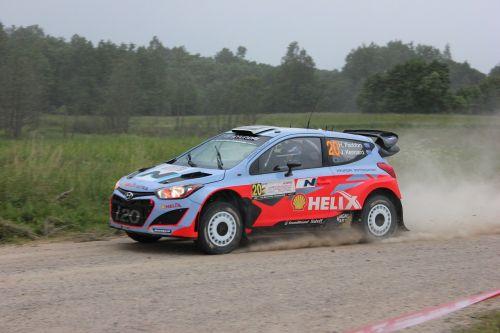 hyden paddon 71 rally poland 2014 m-sport