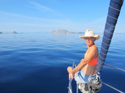 hydra greece sailing