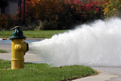 hydrant fire plug vented
