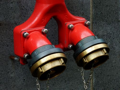 hydrant tap watering hole