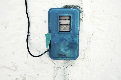 hydro meter electricity
