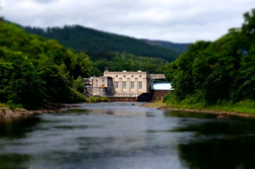 hydroelectric power station energy