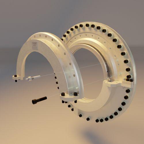 hydrogen seal mechanical industrial