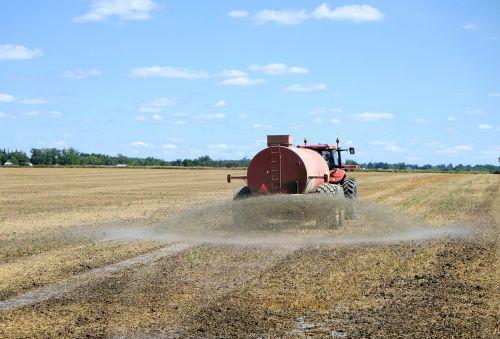 hydrogen sulfide fertilizer spray farmer ontario