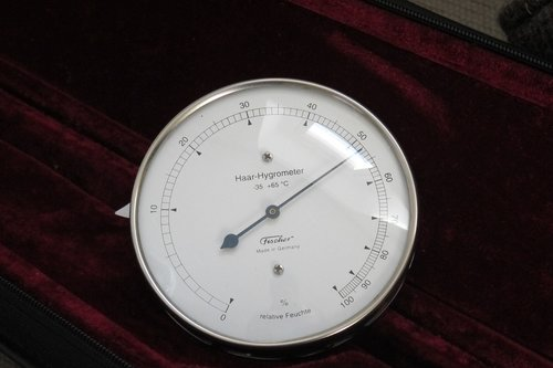 hydrometer  ad  scale