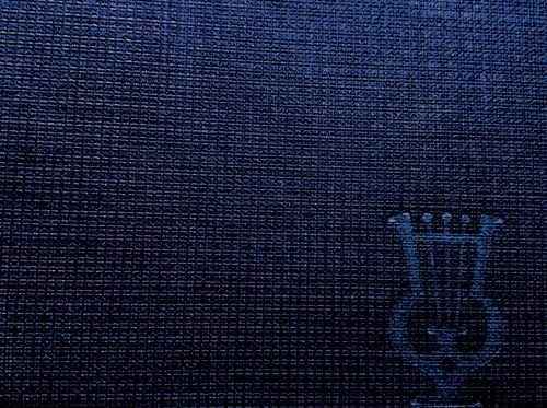 hymnal lyre texture