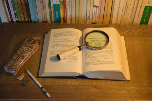 i am a student book pencil