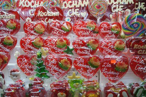 i love you lollipops sweets